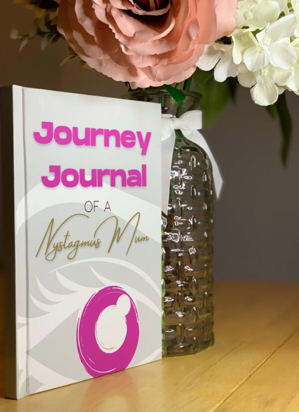 Nystagmus Journal Mothers Day Gift
